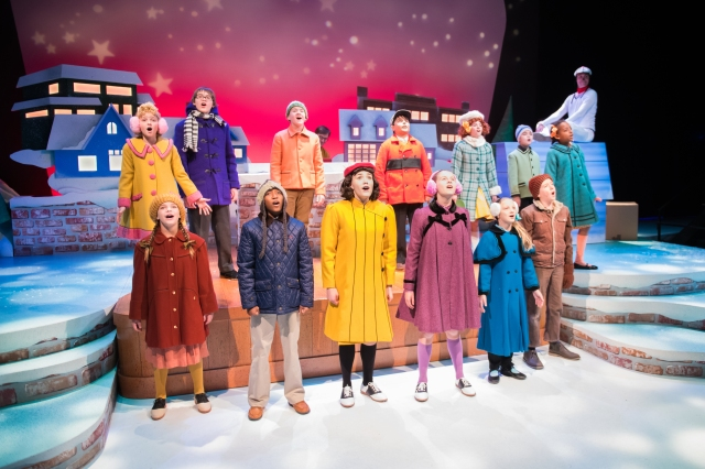 first stage weaves holiday magic for every age with a charlie brown christmas
